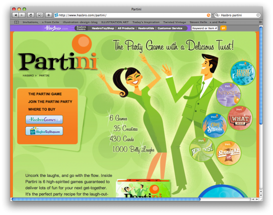 PartiniWebsite