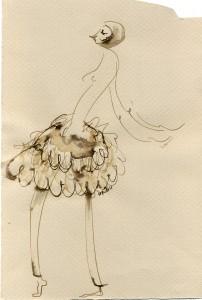 fata rochie pantaloni