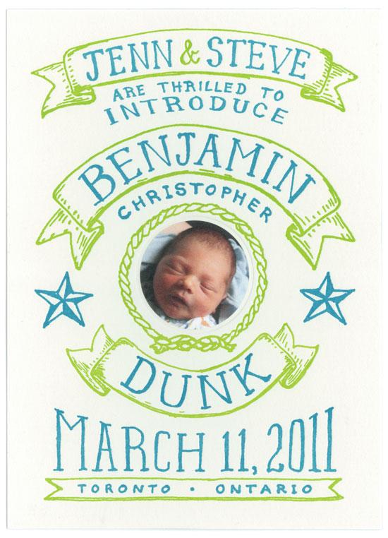 Benjamin Dunk
