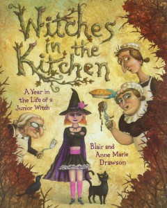 Witches in the Kitchen-cover