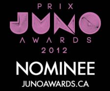 2012_JUNO_AWARD_NOMINEE