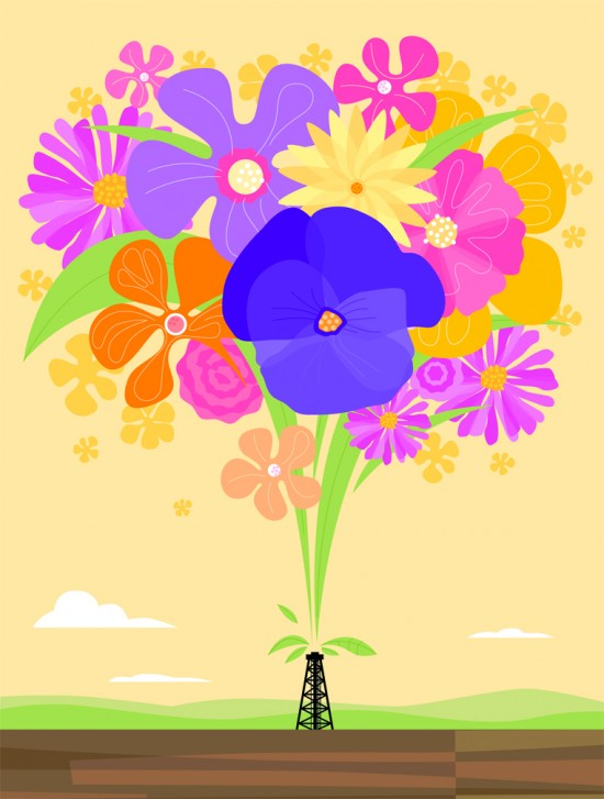 flower gusher 2