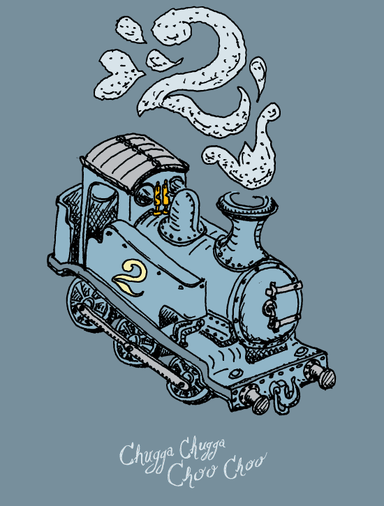 Reactor-Steve-Dunk-Train