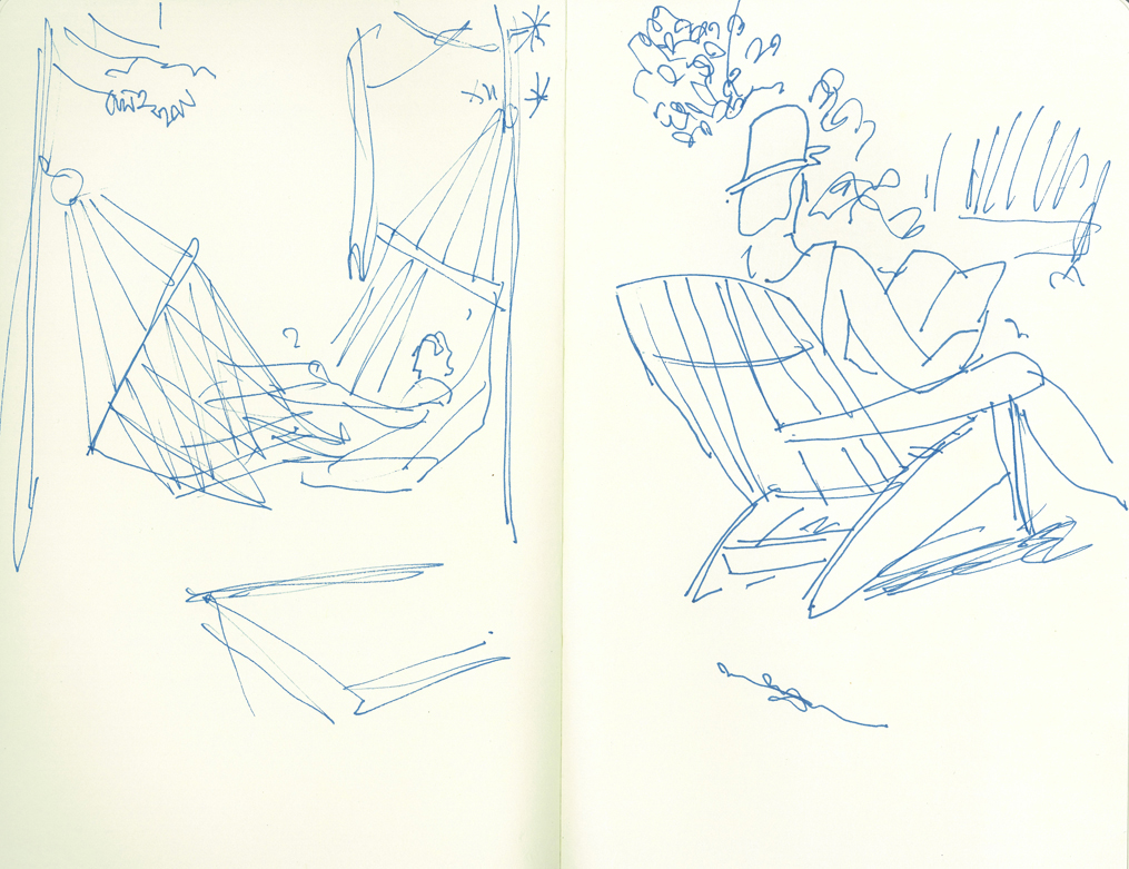 SummerSketchbook