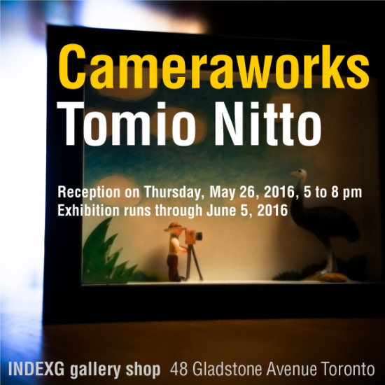 Camerworks by Tomio Nitto