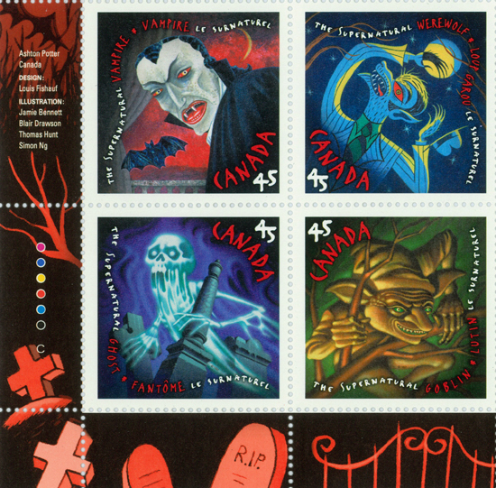 Reactor-Canada-Post-Haunted-4Stamp